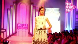 Ritu Kumar @ Wills Lifestyle India Fashion Week SS13