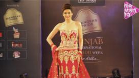 Karishma Tanna: 'I Feel Like Getting Married in This Lehenga'
