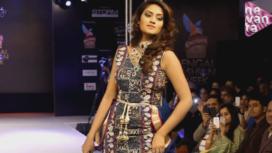 Nusrat Jahan's Glam Catwalk