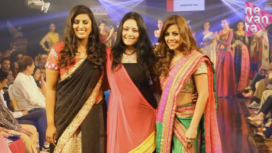Mrs India Reet Sahu Sizzles at Chandigarh Style Week