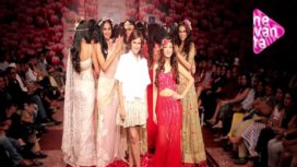 Rina Dhaka's Romance with Nature at BFW AW 15