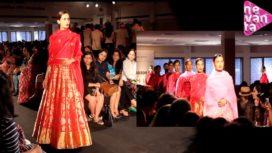 Soha Ali Khan & Konkana Sen Dazzle in Ethnic Avatars at AIFWSS'16