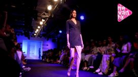 Chandi Mohan's Bold Winter Closet