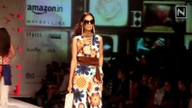 Hemant and Nandita's Op and Pop Art Inspired Collection