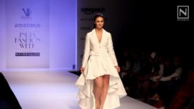 Lauren Gottlieb's Ethereal Avatar on the Runway!