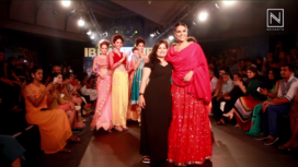 Neha Dhupia Plays the Rajasthani Girl at GIBFW'15