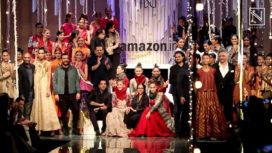 Curtains Down with Grand Finale at AIFW AW 16