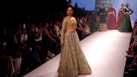 When Tamannaah Bhatia Turned Muse to Neeta Lulla at LFW'15