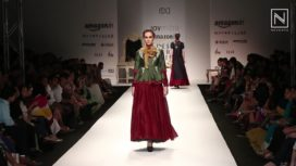 Royal Comeback for Ajrakhs at AIFW A/W 16