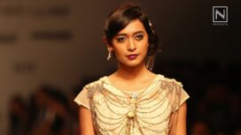 'Fan' actor Sayani Gupta at AIFW A/W 16