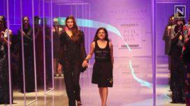Namrata Joshipura Inspired by New York at AIFW AW '16