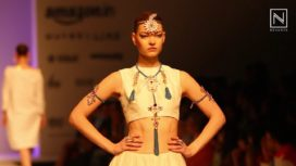 Costume Jewellery Inspired by Mughals at AIFW A/W 16