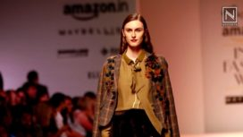 'Synthesis' of Hand-Crafted Ideas at AIFW A/W 16