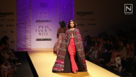 Meeting Coachella by Reynu Taandon at AIFW A/W 16