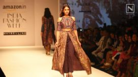 Shruti Sancheti's Handcrafted Brilliance at AIFW A/W 16