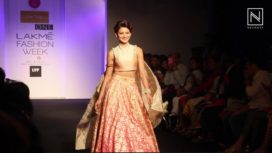 Urvashi Rautela Plays the Perfect Muse at LFW S/R 16