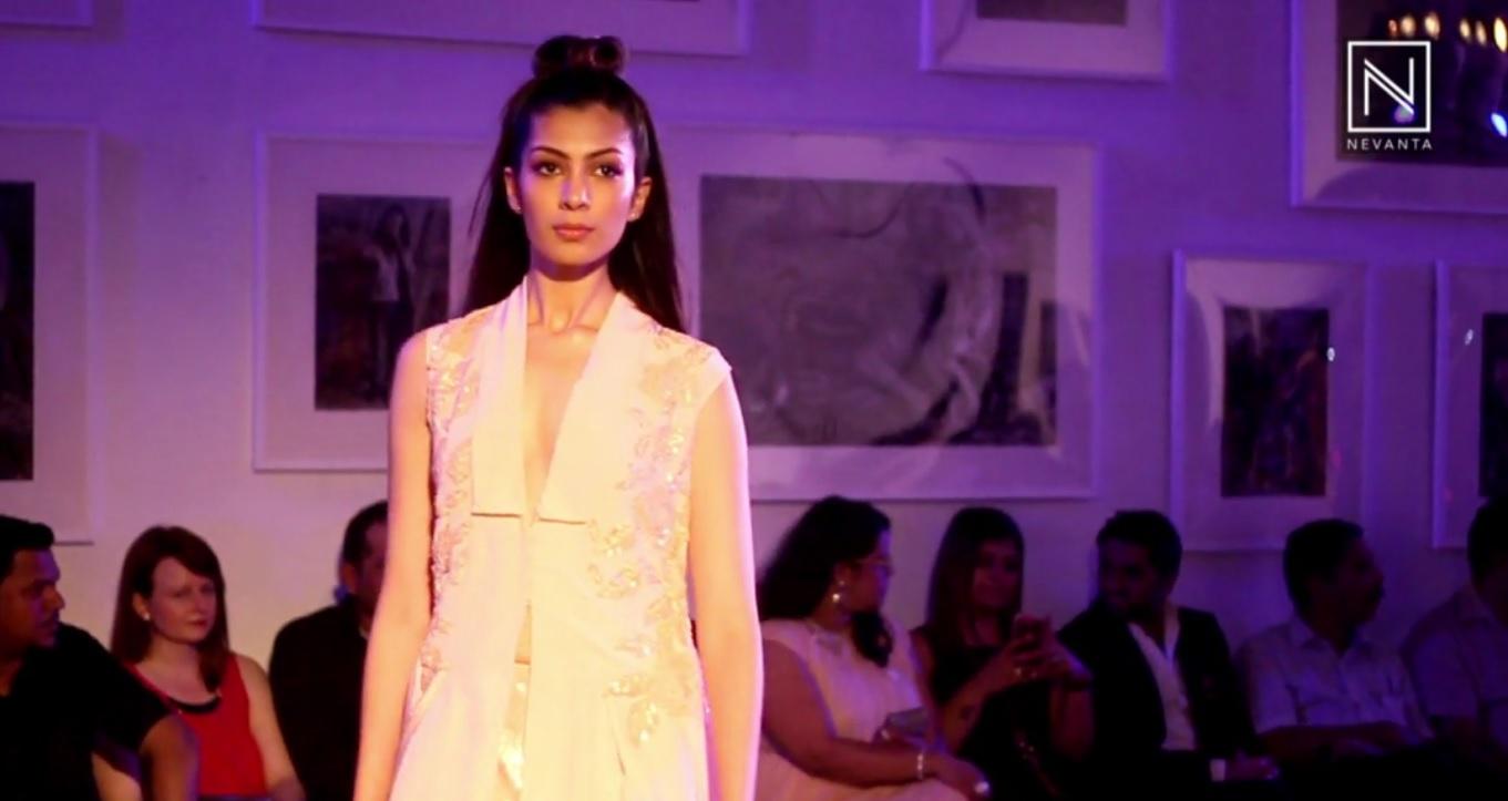 914b5c0e8a2a Neeta Lulla's Resort Bride at Museum of Goa for IBFW - Nevanta