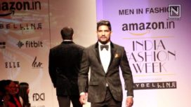 Pro Kabbadi Players Set Ramp Ablaze at AIFW AW 16