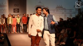 'Made in Jaypore' by Rohit Kamra at AIFW A/W 16