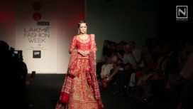 Saroj Jalan for Lakme Fashion Week Summer Resort 2016