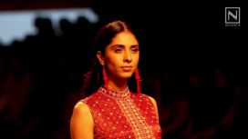 Ajrakhs by Asif Shaikh at Lakme Fashion Week SR 2016