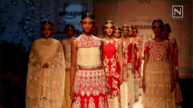Timeless Elegance showcased on Day 4 of AIFW AW '16
