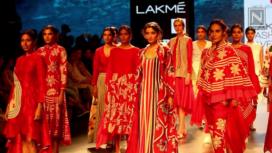 Swati Vijaivargie at Lakme Fashion Week S/R 2016