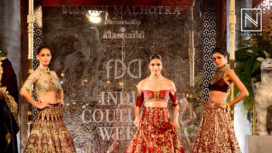 The Persian Story by Manish Malhotra at India Couture Week 2016