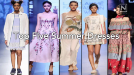 Top 5 Summer Dresses - Summer Fashion Trends  & Must Haves
