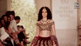 Kangana Ranaut Sizzles for Manav Gangwani on Final Day of ICW 2016