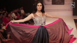 Arabian Tales by Alpa & Reena at Bangalore Fashion Week WF 2016
