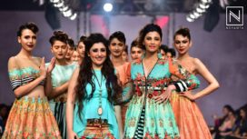 Daisy Shah Turns muse to Archana Kochhar ar BFW WF 2016