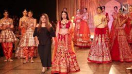 Meet Rajasthani Bride Divya Khosla Kumar at ICW 2016