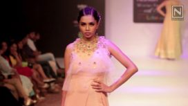 Arctics Gowns by Kavya Pooja at Bangalore Fashion Week WF 2016