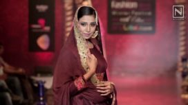 Sufi by Sameena Parveen at Bangalore Fashion Week Winter WF 2016