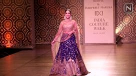 Top 5 lehangas from India Couture Week 2016