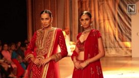 Kamangari by Reynu Taandon at India Couture Week 2016