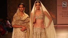 'Hiraeth' by Rimple & Harpreet Narula at India Couture Week 2016