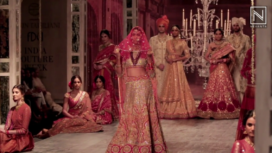 'The Last Dance of the Courtesans' by Tarun Tahiliani