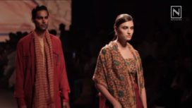 An Ode to Indian Crafts at Lakme Fashion Week WF 2016