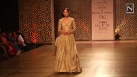 India Couture Week 2016 - Here are the Top 5 Creations