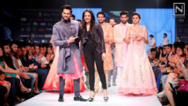 Mr.World 2016 wins the ramp for Nivedita Saboo