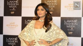 Red Carpet Appearances at Lakme Fashion Week Winter Festive 2016