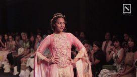 Swara Bhaskar Walks for Whimsical at Lakme Fashion Week WF 2016