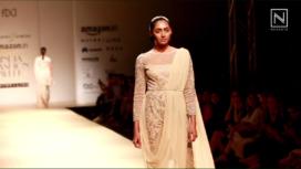 Rabani & Rakha at Amazon India Fashion Week Spring Summer 2017