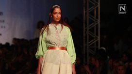Amit Aggarwal at Amazon India Fashion Week Spring Summer 2017