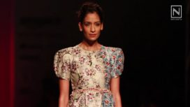 Bhanuni by Jyoti at Amazon India Fashion Week Spring Summer 2017