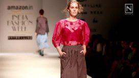Ilk at Amazon India Fashion Week Spring Summer 2017