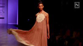 Malani Ramani at Amazon India Fashion Week Spring Summer 2017