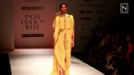 Pria Kataaria Puri at Amazon India Fashion Week Spring Summer 2017